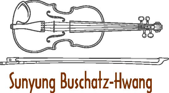 Geigenunterricht in Berlin Sun Yung Buschatz-Hwang
